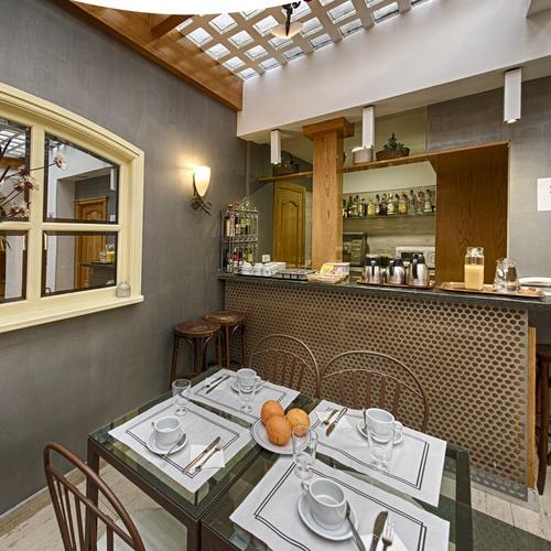 Salle à manger Hostal San Lorenzo