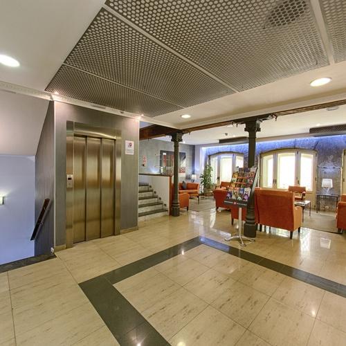 Ascenseur Hostal San Lorenzo